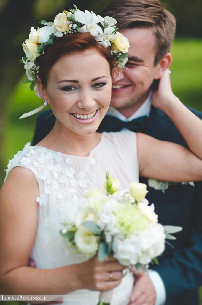 makijaż ślubny z dojazdem na terenie Poznania